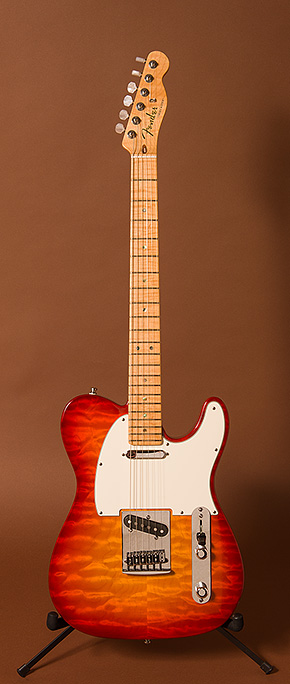 Custom Shop Deluxe Telecaster